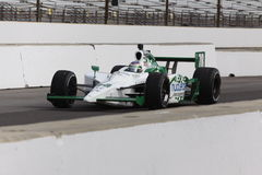 Simona de Silvestro Indianapolis 500 Pole Day 2011 Royalty Free Stock Images
