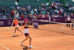 Simona Halep BRD OFFENES WTA Lizenzfreies Stockbild