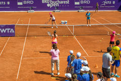 Simona Halep BRD OPEN WTA Royalty Free Stock Image