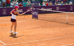 Simona Halep BRD OPEN WTA Stock Photos