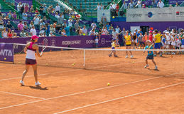 Simona Halep BRD OPEN WTA Royalty Free Stock Photo