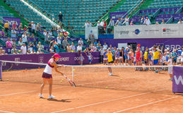 Simona Halep BRD OPEN WTA Stock Photography