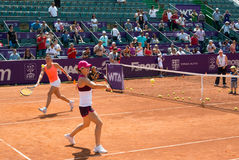 Simona Halep RFA WTA OUVERT Image libre de droits