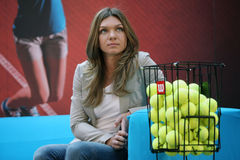 Simona Halep Stock Photos