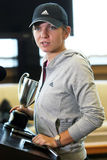 Simona Halep Royalty Free Stock Photo