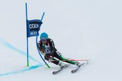 SIMONCELLI Davide (ITA). Alta Badia, ITALY 22 December 2013. SIMONCELLI Davide (ITA) competing in the Audi FIS Alpine Skiing World Cup MEN'S GIANT SLALOM Stock Photo