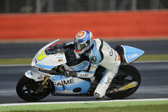 Simone corsi, moto 2, 2012 Royalty Free Stock Images