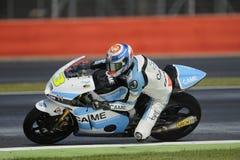Simone corsi, moto 2, 2012 Royalty Free Stock Images