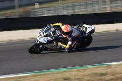 Simone Saltarelli - Ducati 1198R - Grandi Corse royalty free stock image