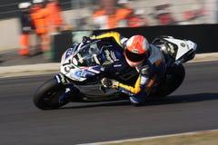 Simone Saltarelli - Ducati 1198R - Grandi Corse Royalty Free Stock Photos