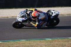 Simone Saltarelli - Ducati 1198R - Grandi Corse Stock Photos