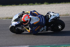 Simone Saltarelli - Ducati 1198R - Grandi Corse Stock Images