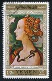 Simoneta Vespucci Di Cosimo Zdjęcia Royalty Free
