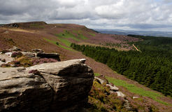Simonside Hills Northumberland Royalty Free Stock Image