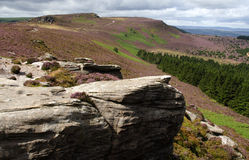 Simonside Hills Northumberland Royalty Free Stock Photography