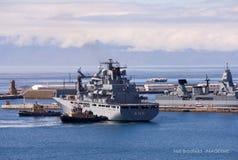 Simonstown Morska baza Zdjęcie Royalty Free