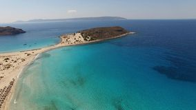 Simos Beach Royalty Free Stock Photo