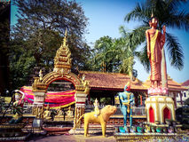 simouang świątynia Obraz Stock