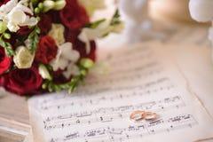 Simphony de la felicidad y del amor Fotografía de archivo libre de regalías