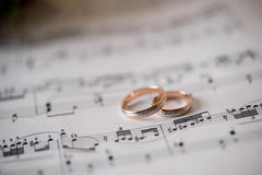 Symphony of happiness and love Royalty Free Stock Photography