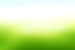 Simple abstract background. White green and blue simple abstract background Stock Photography