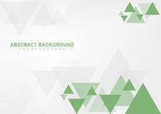 Simple Abstract Geometric Triangle Background. Simpl background made from triangle shapes Vector Illustration