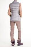 Simple apparel for cool season. Stock Photos