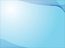 Simple aqua background Royalty Free Stock Photography