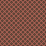 Simple background with rombs. Vector Illustration. Endless texture can be used for printing onto fabric, paper or scrap booking, wallpaper, pattern fills, web Stock Photo