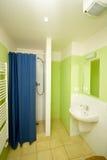 Simple bathroom Stock Photos