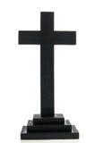 Simple black cross Royalty Free Stock Photo