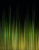 Simple Black Green Orange Abstract Tech Background. A simple background for perhaps an advertising spot, tech feel Royalty Free Stock Photos