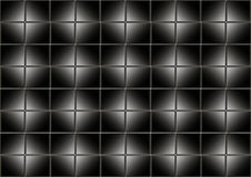 Simple black white background Stock Photography