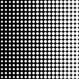 Simple halftone background Stock Photo
