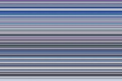 Simple blue lines. Horizontal variety of blue shades Stock Photo