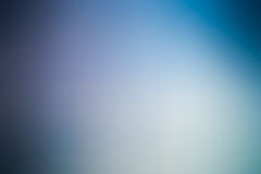 Simple blue vintage gradient abstract background stock photo