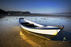 Simple Boat Stock Photo