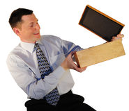 Simple Box Stock Image