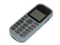 Simple cell phone Royalty Free Stock Photo