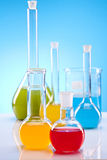 Simple Chemistry Royalty Free Stock Photos