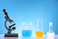 Simple Chemistry Stock Photos