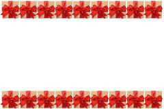 Simple Christmas background Royalty Free Stock Image