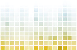 Simple Clean Block Abstract Background Royalty Free Stock Image
