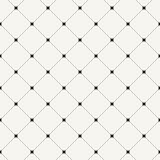 Simple clean modern diagonal tiles background - vector seamless Royalty Free Stock Photo