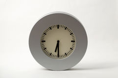 Simple clock stock images