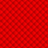 Simple colorful repeatable pattern with tilted squares. Minimal. Monochrome seamless background. - Royalty free vector illustration Stock Photography