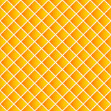 Simple colorful repeatable pattern with tilted squares. Minimal. Monochrome seamless background. - Royalty free vector illustration Stock Images