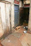 Simple Cooking Area , Africa. Simple Cooking Area in a House - Jinja Town in Uganda - The Pearl of Africa Royalty Free Stock Image