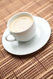 A Simple Cup of Coffee Royalty Free Stock Photos
