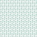 Simple pastel floral pattern for cute childish textile or scrapbooking background. Simple cute pale green pastel floral pattern background for childish and Royalty Free Stock Image